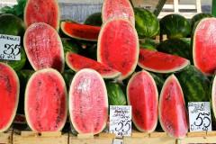 rot-kerne-melone-markt