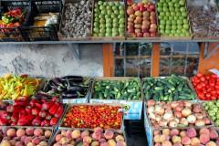 Obst-Gemüse-Laden