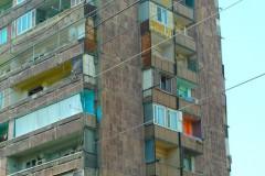 Wohnhaus-Hochhaus-Yerevan-Armenien-Eriwan-Armenia
