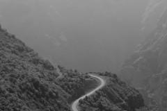 Schlucht-Serpentine-Weg