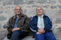 two men-goris-armenien-faces of armenia