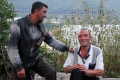 Männer-Prügelei-Armenien-Goris